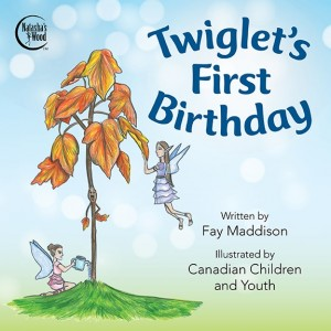 Twiglet's First Birthday