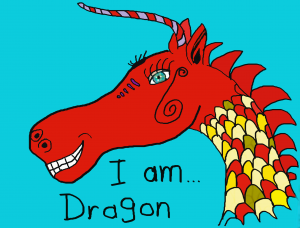 I am dragon
